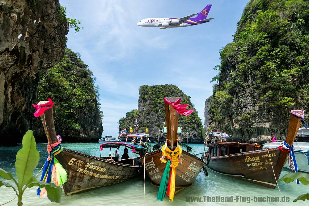 Thai Airways Phuket Airport